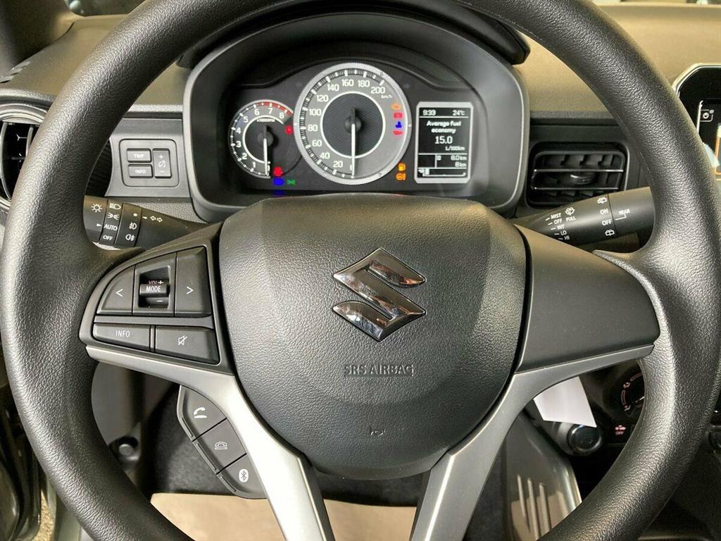 Suzuki Ignis 1,2 Dualjet  Mild hybrid Active AEB Hybrid 90HK 5d