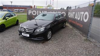Mercedes-Benz E200 d 2,1 CDI 7G-Tronic Plus 136HK 7g Aut.