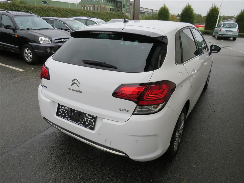Citroën C4 1,6 Blue HDi Feel start/stop 100HK 5d