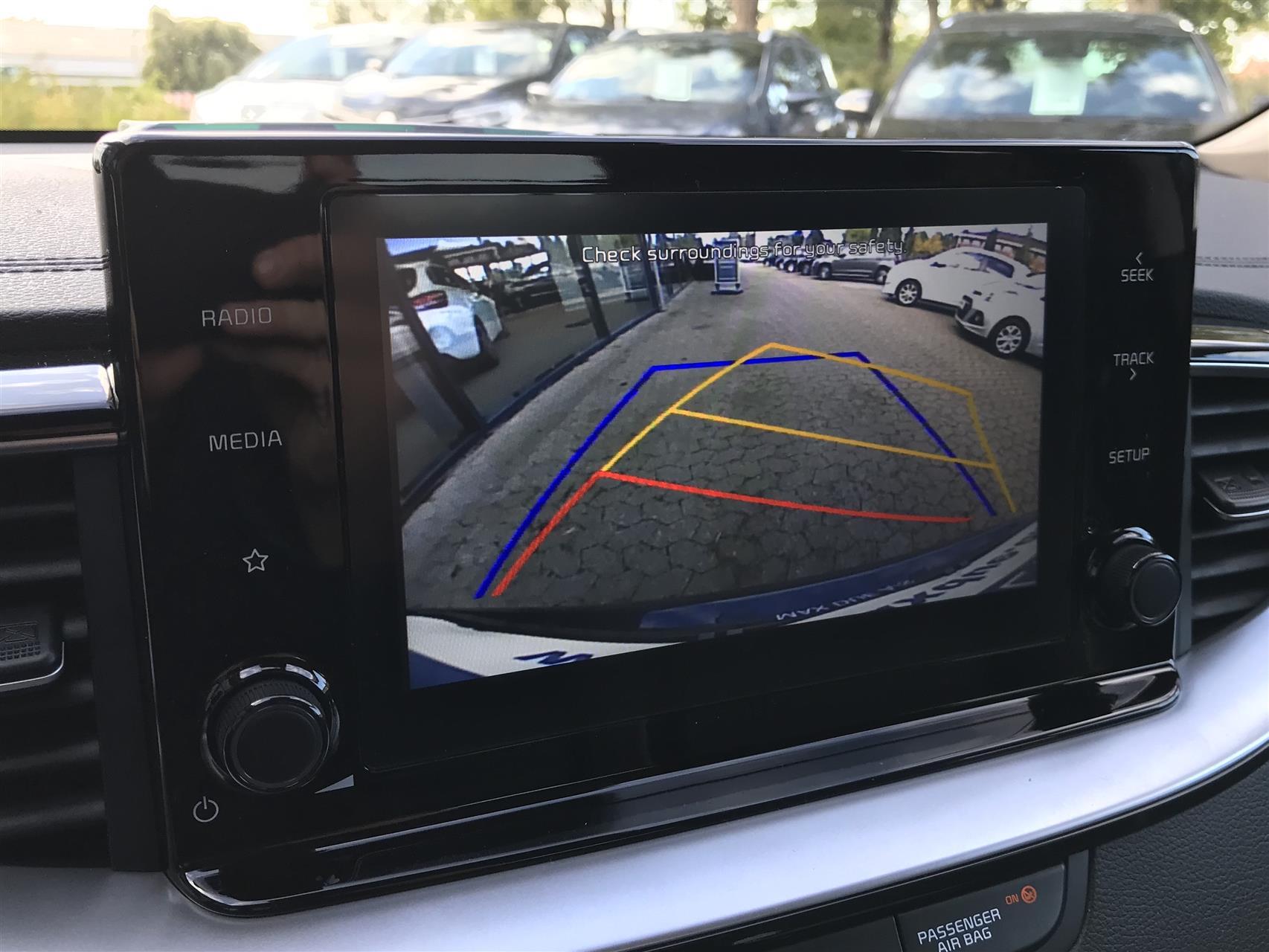 Billede af Kia XCeed 1,6 GDI PHEV Upgrade DCT 141HK 5d