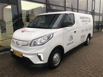 Maxus e-Deliver 3 LWB 6,3 m3 52,5 kwh el EL 122HK Van