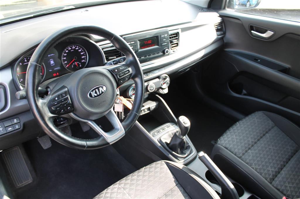 Kia Rio 1,0 T-GDI Comfort 100HK 5d
