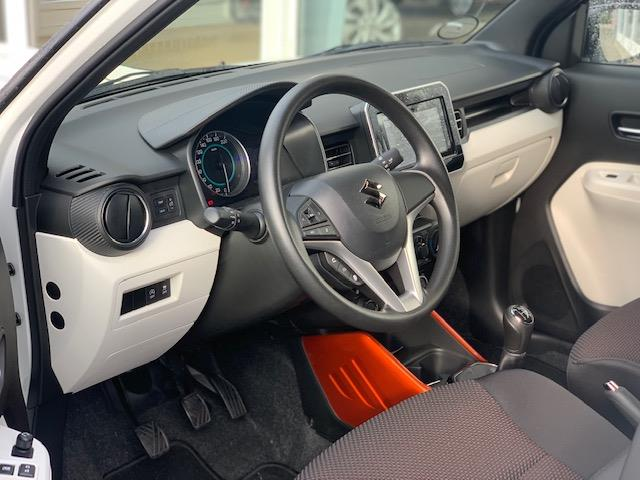 Suzuki Ignis 1,2 Dualjet Active AEB mild-hybrid 90HK 5d