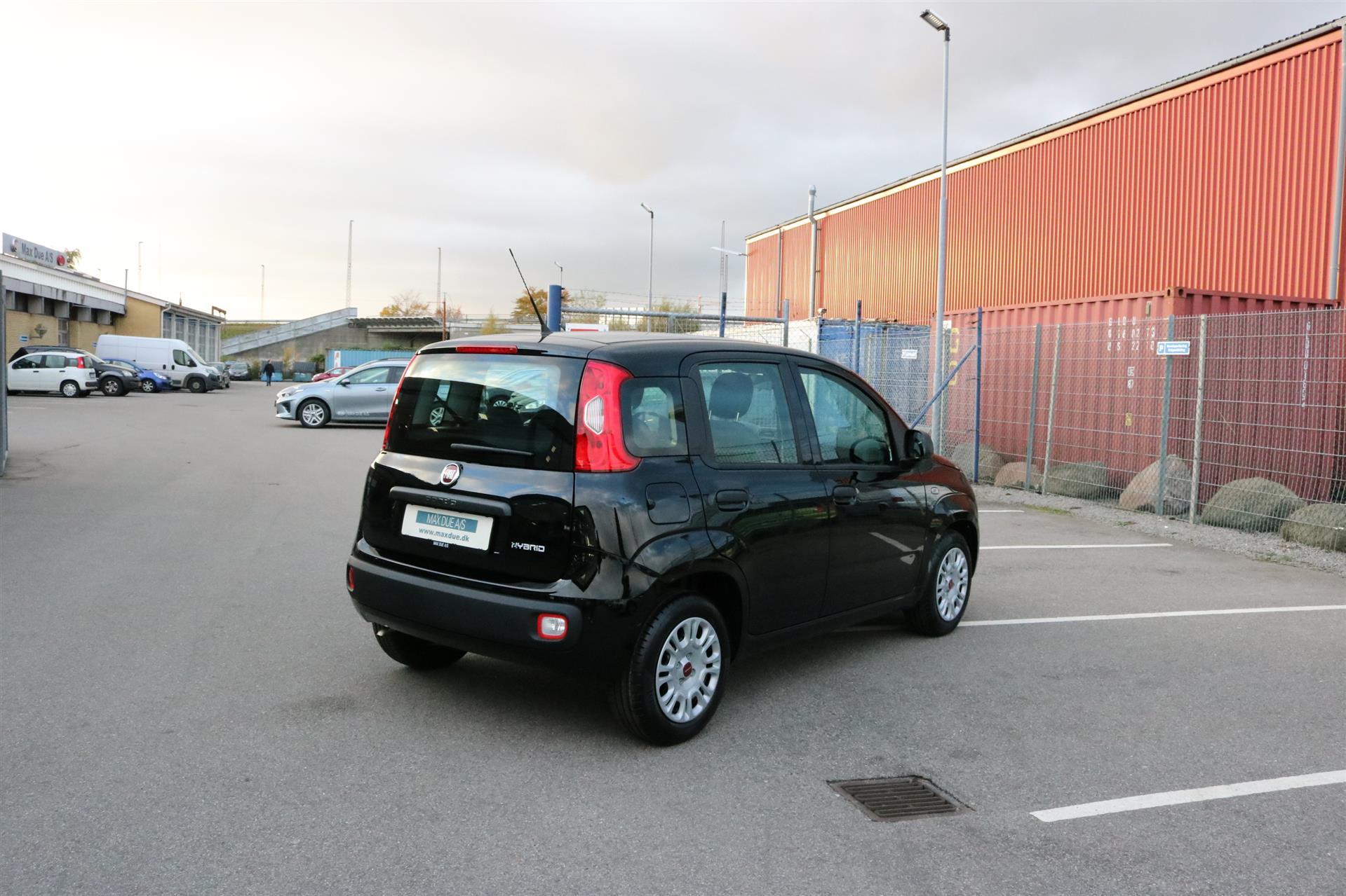 Billede af Fiat Panda 1,0 B/EL Anniversario Start & Stop 70HK 5d 6g