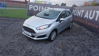 Ford Fiesta 1,0 EcoBoost Trend Start/Stop 100HK 5d