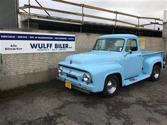 Ford F 100 3,9 V8 130HK Pick-Up