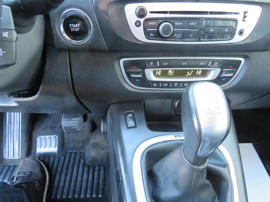 Renault Grand Scénic 7 pers. 1,5 DCI Limited Edition EDC 110HK 6g Aut.