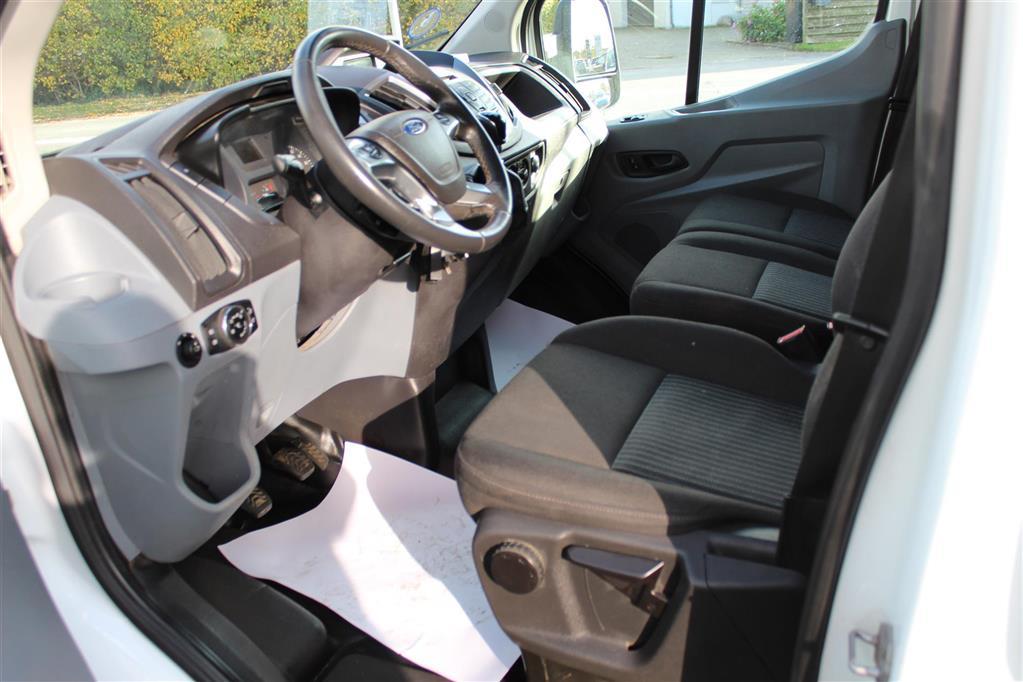 Ford Transit 350 L3H1 2,2 TDCi Trend 125HK Ladv./Chas. 6g