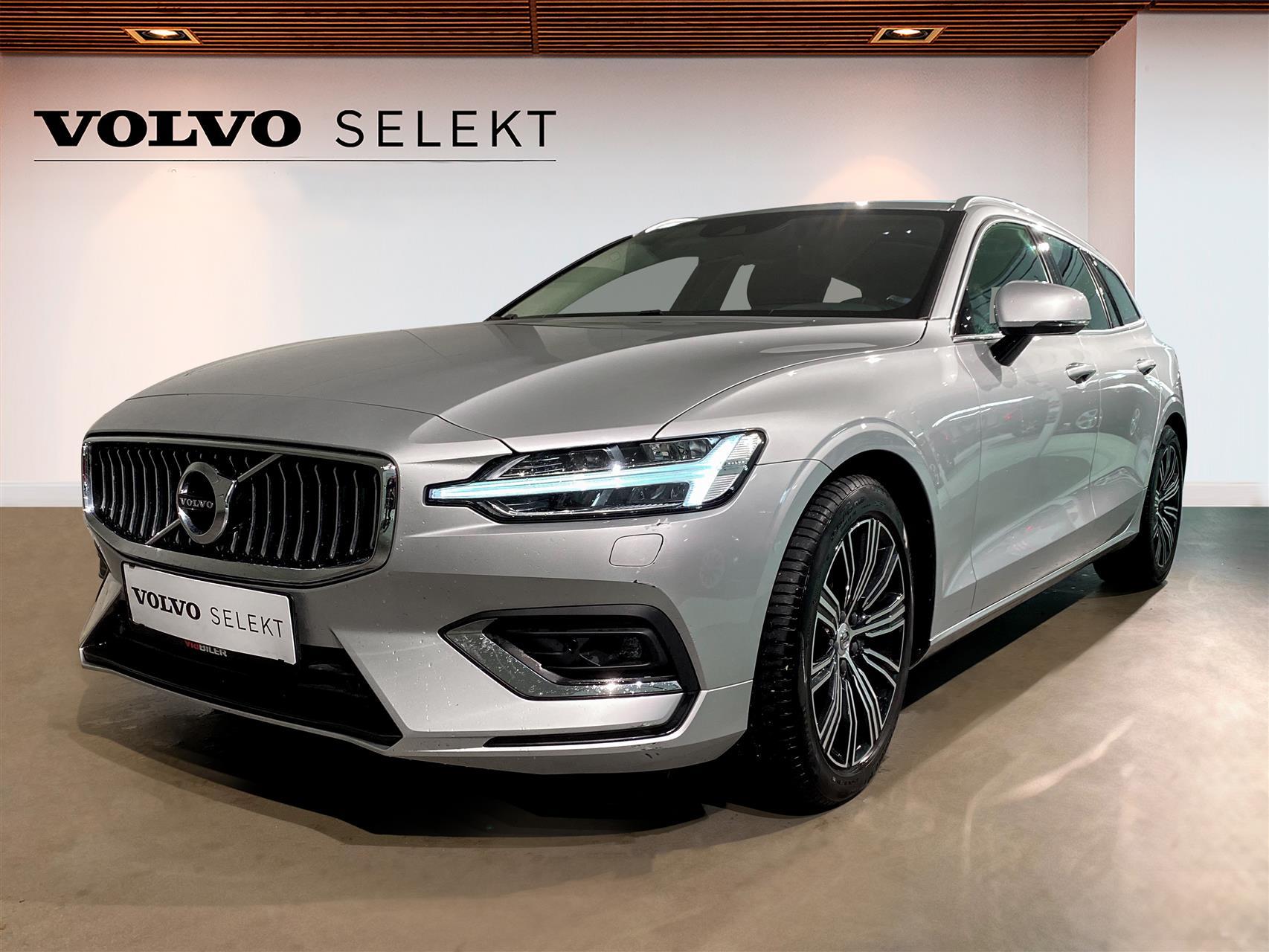 Billede af Volvo V60 2,0 T5 Inscription 250HK Stc 8g Aut.