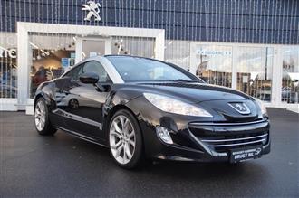 Peugeot RCZ 1,6 THP 200HK 2d 6g