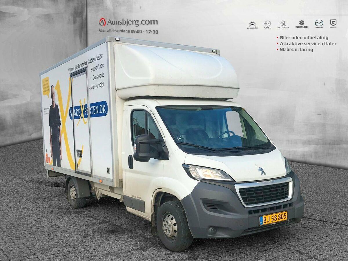 Billede af Peugeot Boxer 335 L3 2,2 HDI 130HK Ladv./Chas. 6g