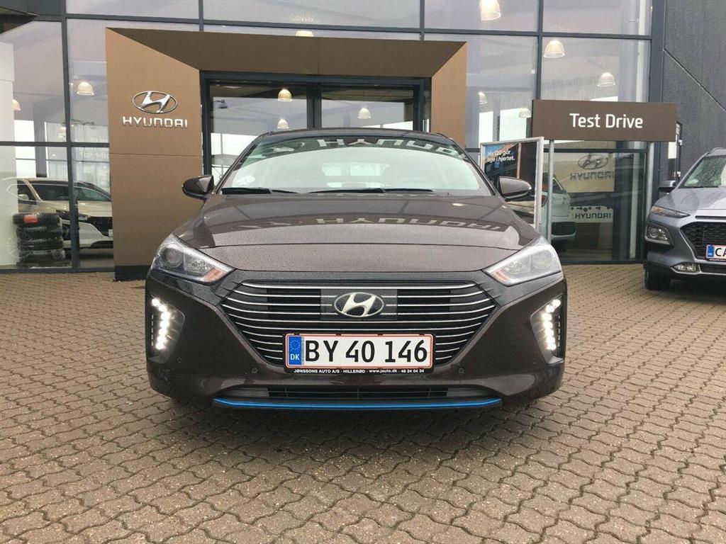 Hyundai Ioniq 1,6 GDI Trend DCT 141HK 5d 6g Aut.