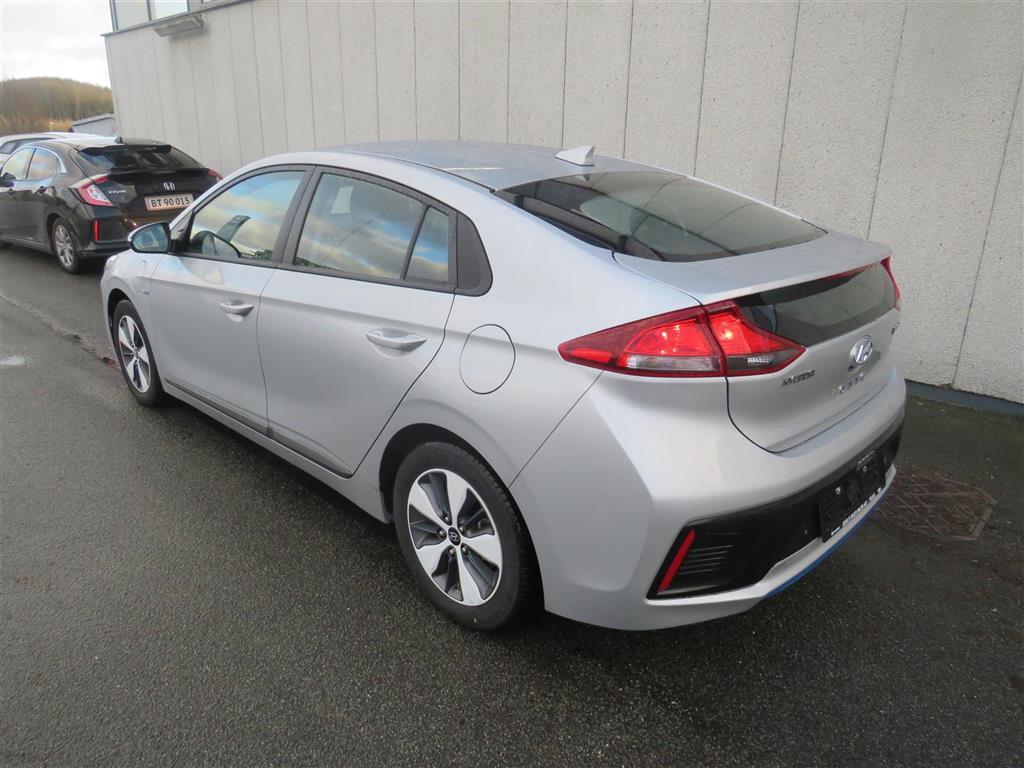 Hyundai Ioniq 1,6 GDI Trend plug-in 141HK 5d 6g Aut.