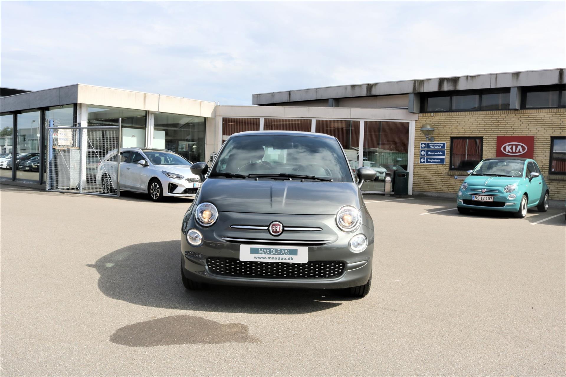 Billede af Fiat 500 1,0 B/EL Primavera 70HK 3d