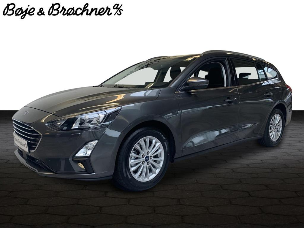 Ford Focus 1,0 EcoBoost Hybrid Titanium 125HK Stc 6g