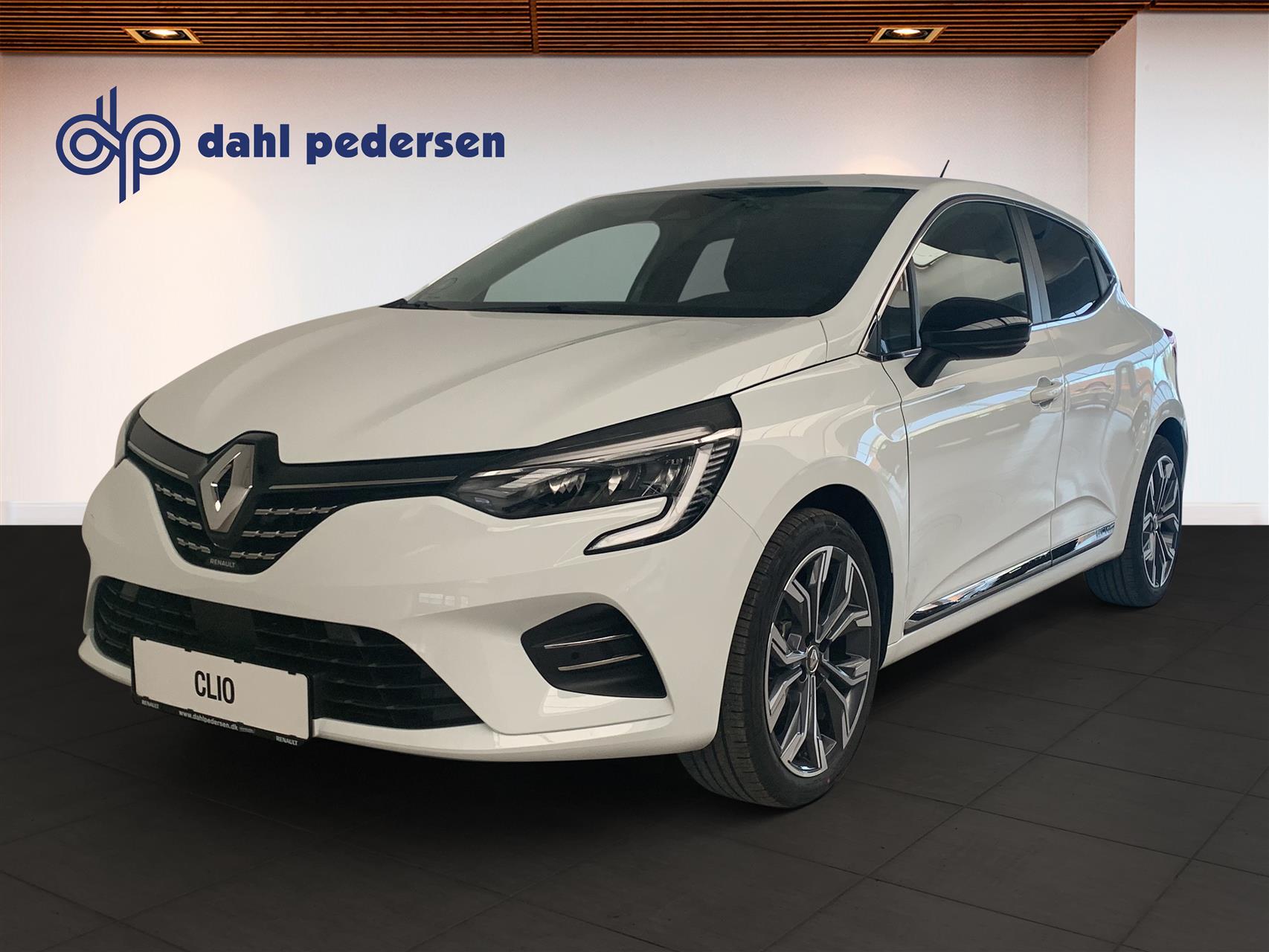 Billede af Renault Clio 1,5 DCI Intens 115HK 5d 6g