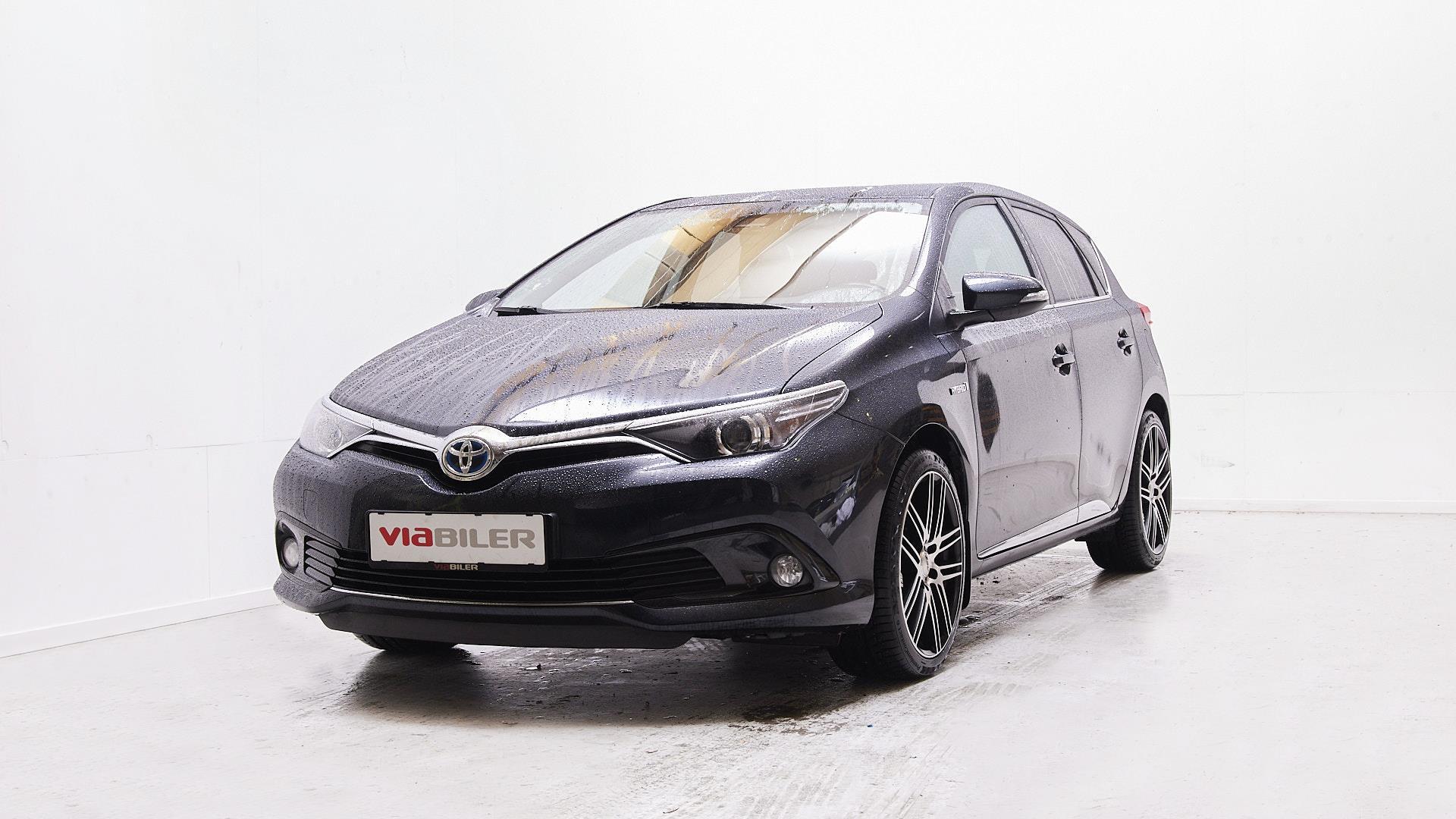 Billede af Toyota Auris 1,8 B/EL H2 Comfort 136HK 5d Aut.