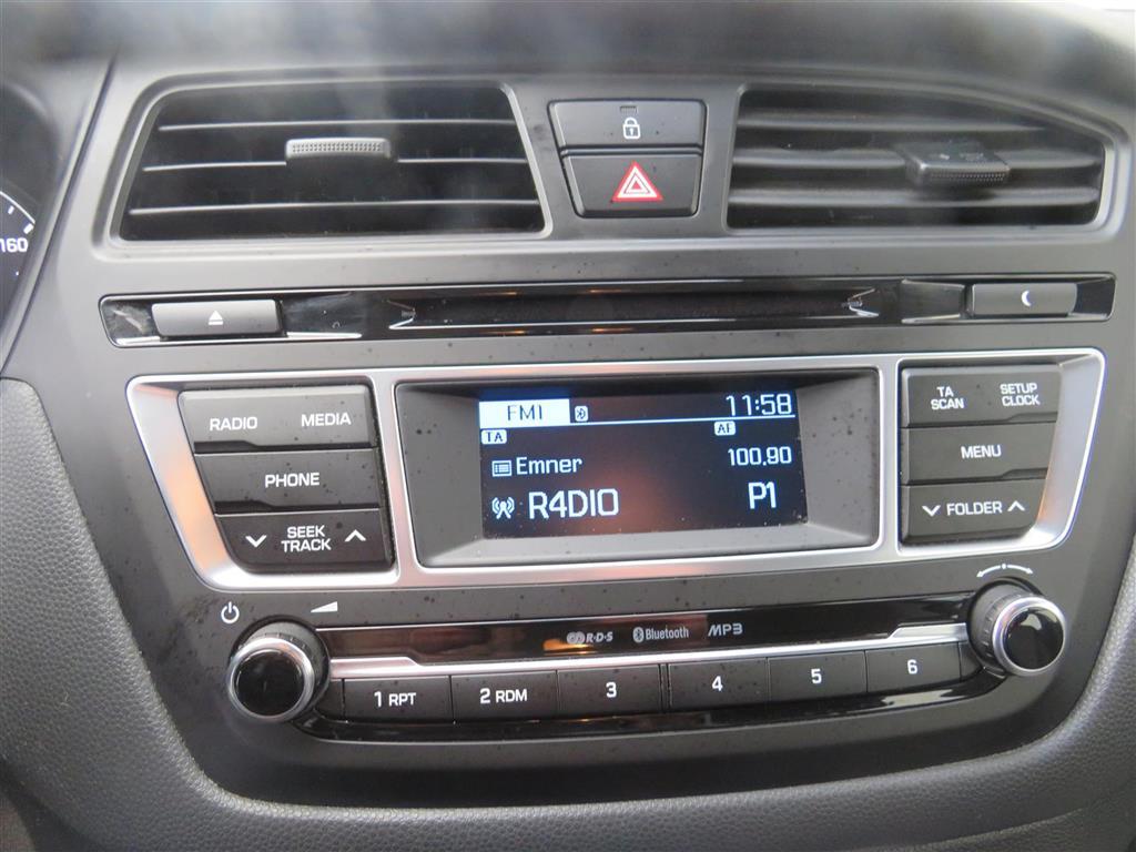 Hyundai i20 1,25 Trend 84HK 5d