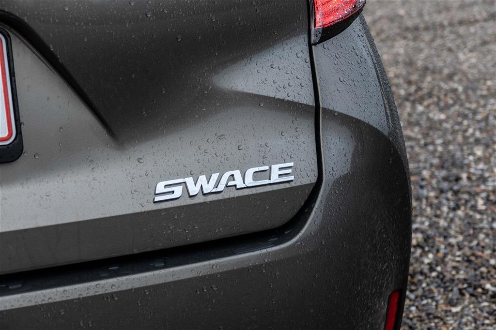 Suzuki Swace 1,8 B/EL Active E-CVT 122HK Stc Trinl. Gear