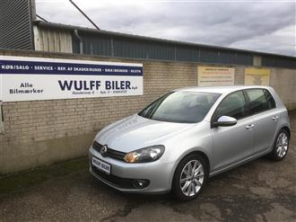 VW Golf 2,0 TDI DPF Highline DSG 140HK 5d 6g Aut.