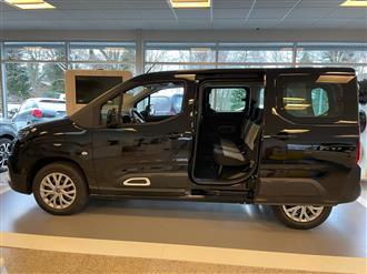 Citroën Berlingo 1,5 Blue HDi Feel start/stop 100HK