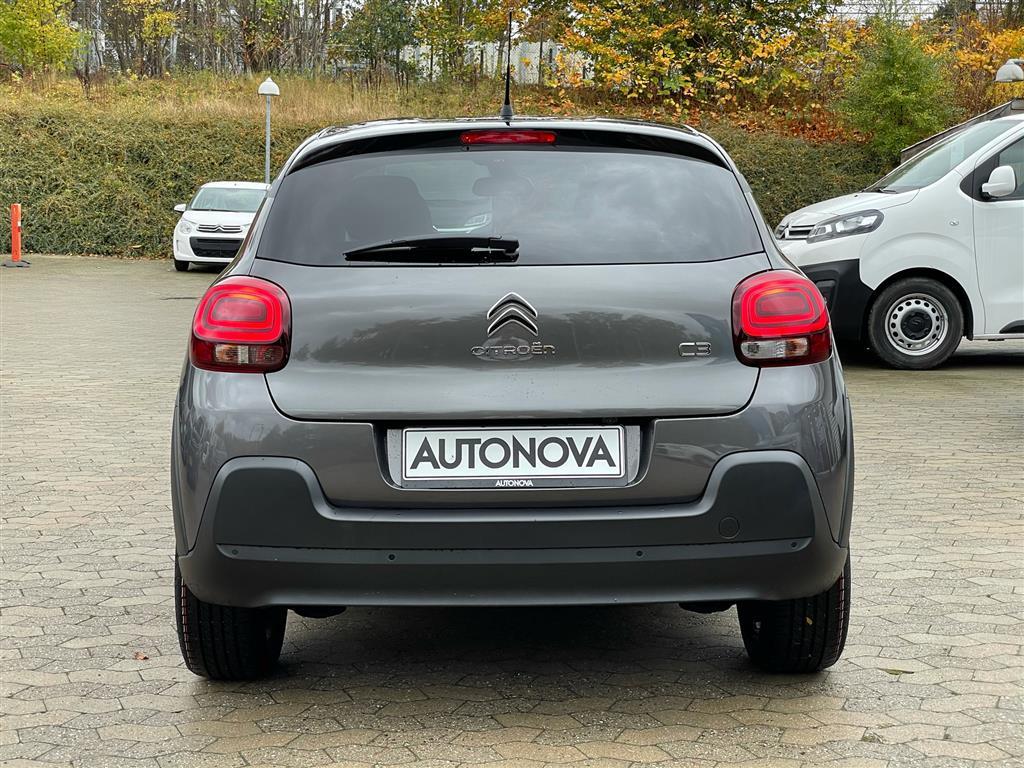 Citroën C3 1,2 PureTech Shine Sport 83HK 5d
