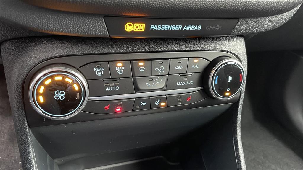 Ford Fiesta 1,0 EcoBoost Hybrid Active Start/Stop 125HK 5d 6g
