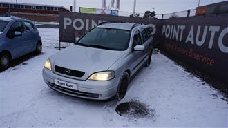 Opel Astra Wagon 1,6 Twinport Comfort 100HK Stc