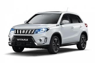 Suzuki Vitara 1,4 Boosterjet Hybrid Active 129HK 5d