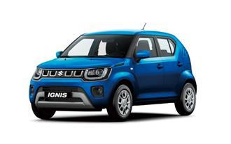 Suzuki Ignis 1,2 Dualjet Hybrid Club mild-hybrid 90HK 5d