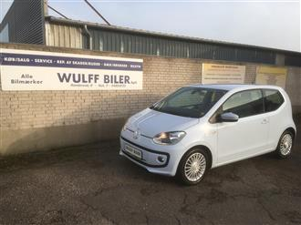 VW up 1,0 BMT High 75HK 3d