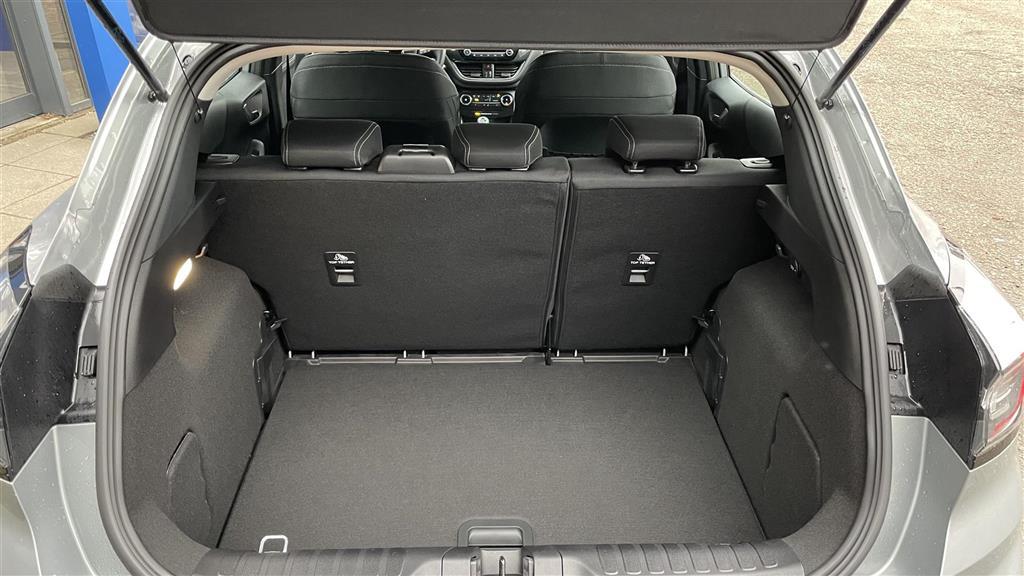 Ford Puma 1,0 EcoBoost Hybrid Titanium 125HK 5d 6g