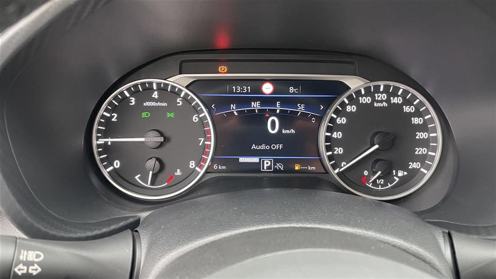 Nissan Juke 1,0 Dig-T N-Connecta DCT 114HK 5d 7g Aut.