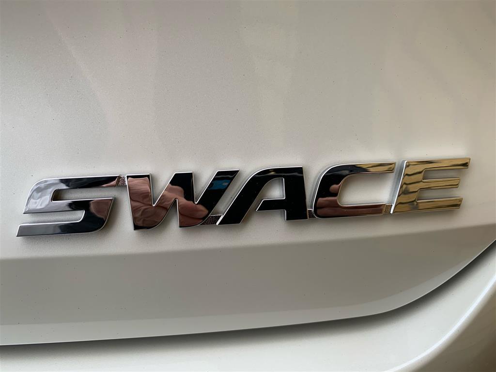 Suzuki Swace 1,8 B/EL Exclusive E-CVT 122HK Stc Trinl. Gear