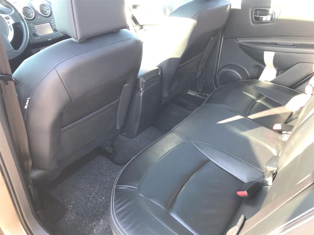 Nissan Qashqai 1,5 DCi DPF Tekna Elegance 4x2 110HK 5d 6g