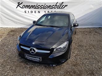 Mercedes-Benz CLA200 d Shooting Brake 2,1 CDI 136HK Stc 6g