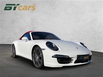 Porsche 911 Carrera 4S 3,8 PDK 400HK Cabr. 7g Aut.