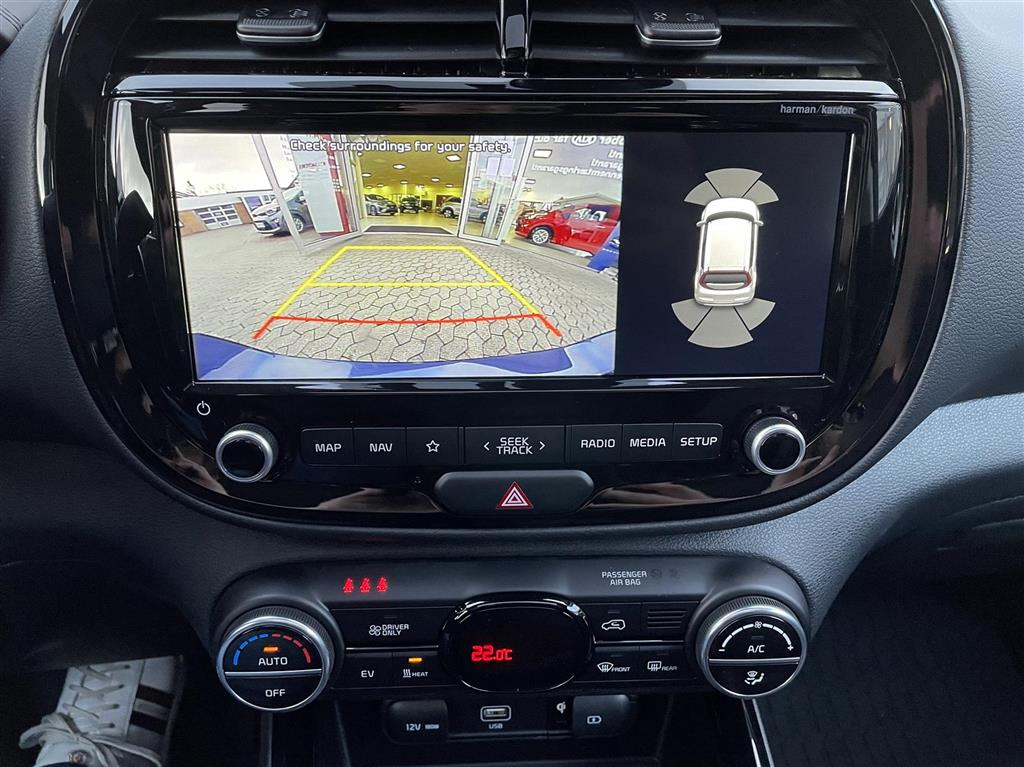 Kia e-Soul EL Premium M/Luxury pakke 204HK 5d Aut.