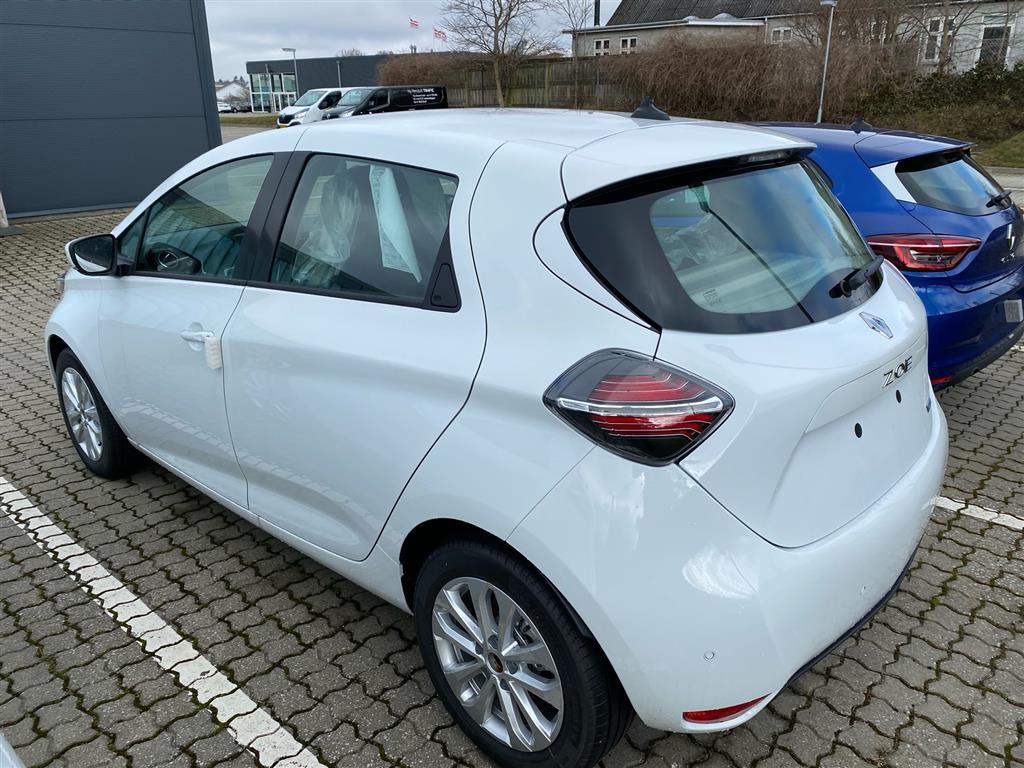 Renault Zoe el EL Zen 108HK 5d Aut.