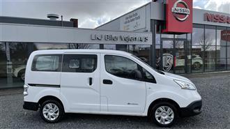 Nissan e-NV 200 Combi EL Comfort Plus 109HK Aut.