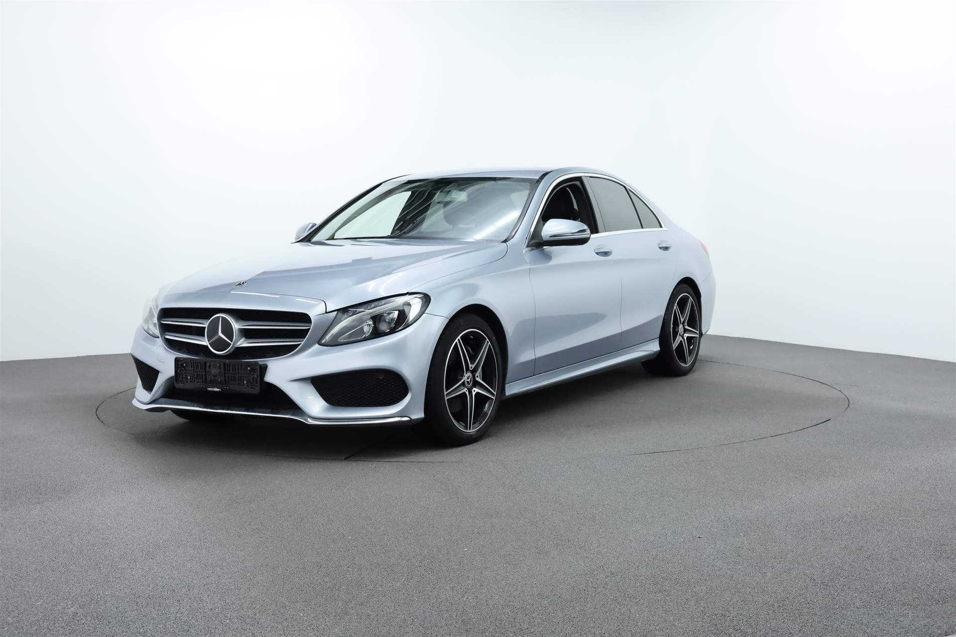 Billede af Mercedes-Benz C220 d 2,1 D AMG Line 9G-Tronic 170HK 9g Aut.