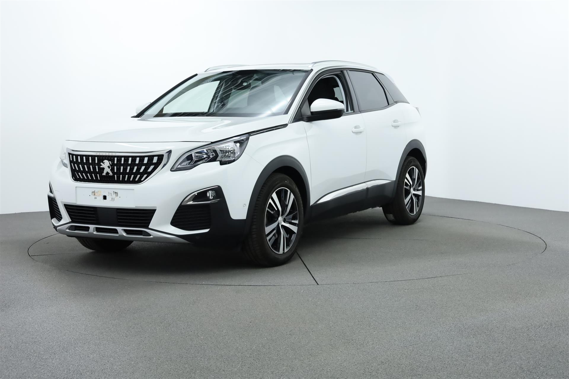 Billede af Peugeot 3008 1,2 PureTech Allure 130HK 5d 6g