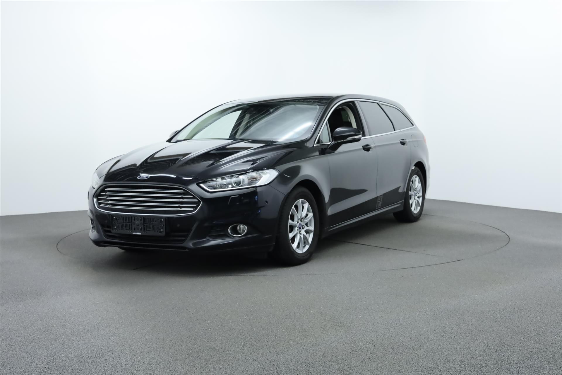 Billede af Ford Mondeo 2,0 TDCi Trend 150HK Van 6g Aut.
