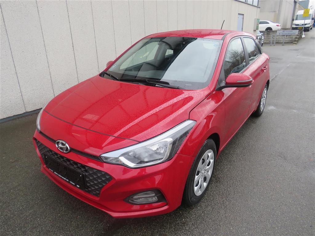 Hyundai i20 1,25 Value 84HK 5d