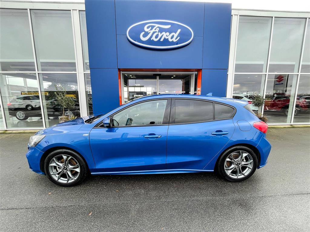 Ford Focus 1,0 EcoBoost ST-Line 125HK 5d 6g
