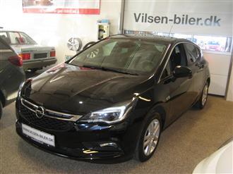 Opel Astra 1,0 Turbo ECOTEC Excite 105HK 5d