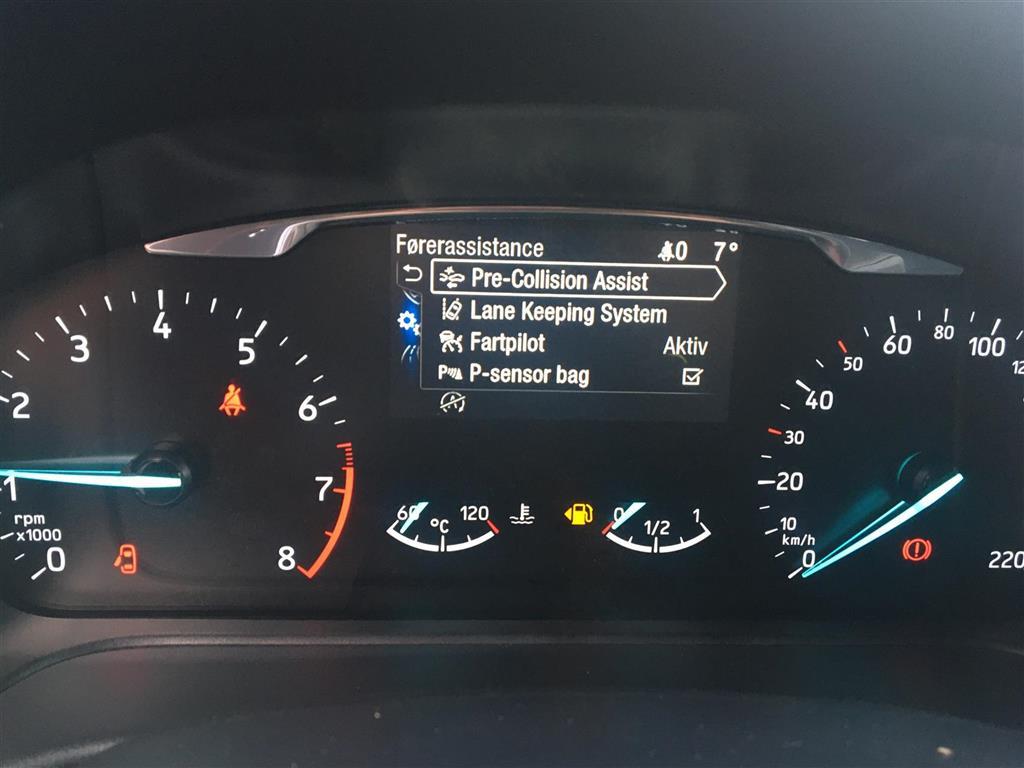 Ford Fiesta 1,0 EcoBoost Hybrid ST-Line Start/Stop 125HK 5d 6g