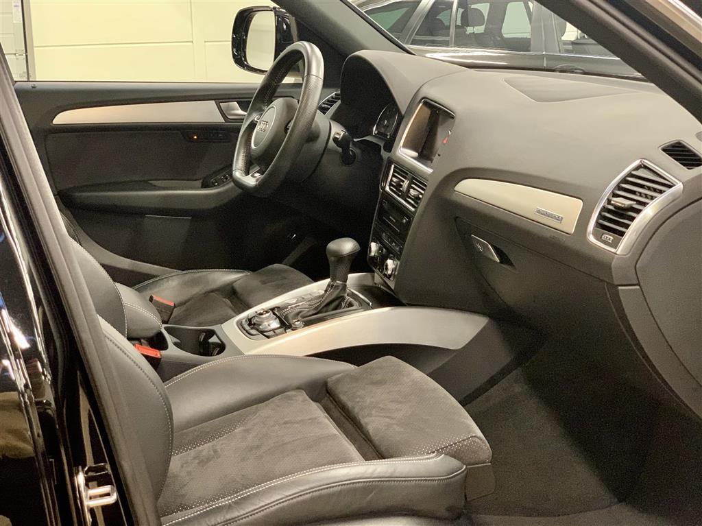 Audi Q5 2,0 TDI Quat S Tron 190HK 5d 7g Aut.