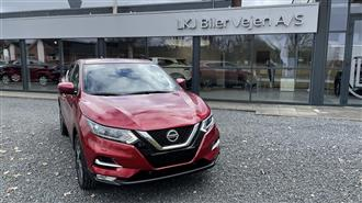 Nissan Qashqai 1,3 Dig-T N-Connecta NNC Display DCT 160HK 5d 7g Aut.