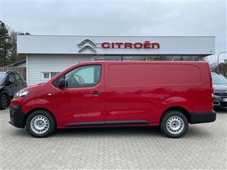 Citroën Jumpy L3 2,0 Blue HDi Fleetline 122HK Van 6g
